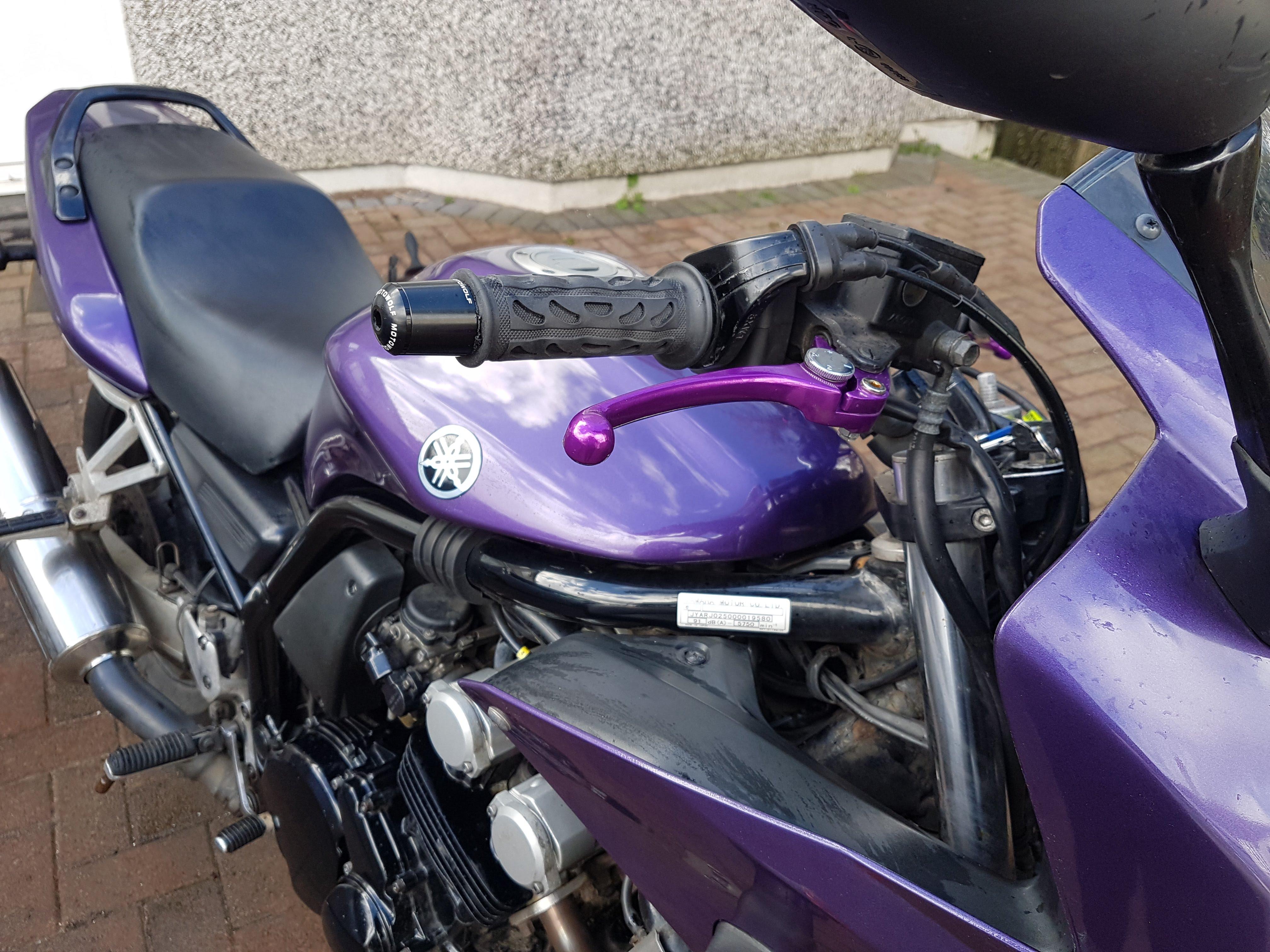 Purple Levers