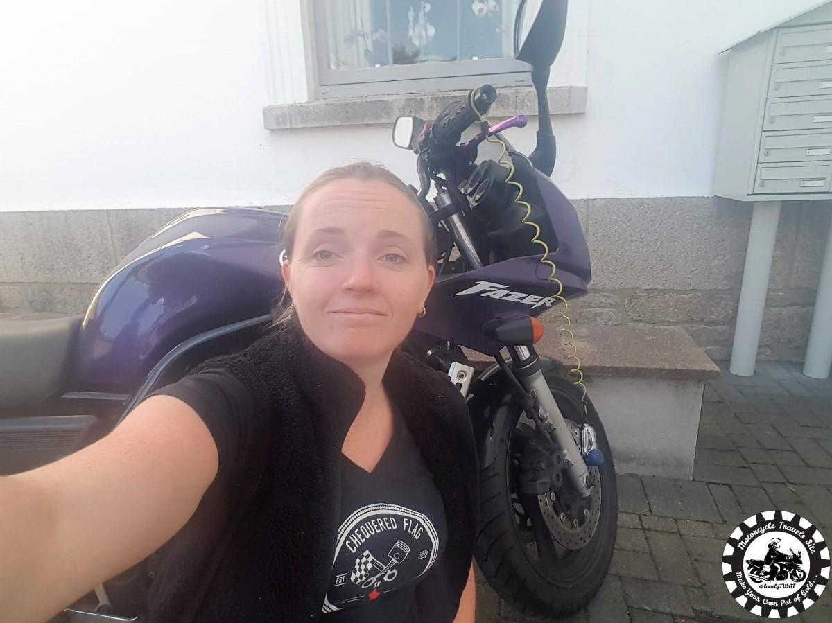 Me and My 1st Big Bike